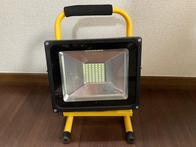 投光用LEDライト